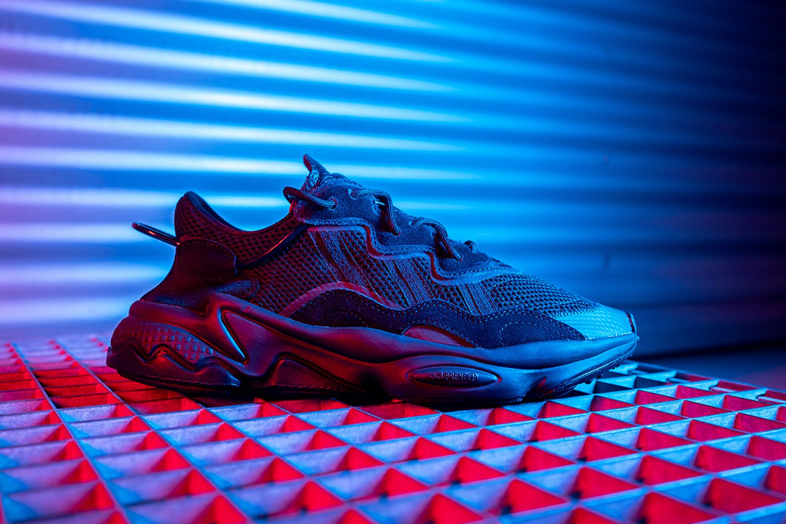 matrimonio árabe Acostumbrarse a  Here's Your First Look at adidas' Upgraded Ozweego
