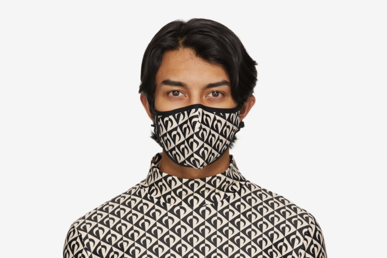 Moon Lozenge Daily Wear Mask