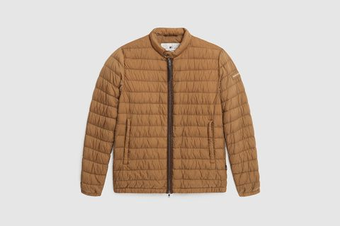 Garment Dyed Sundance Quilted Jacket