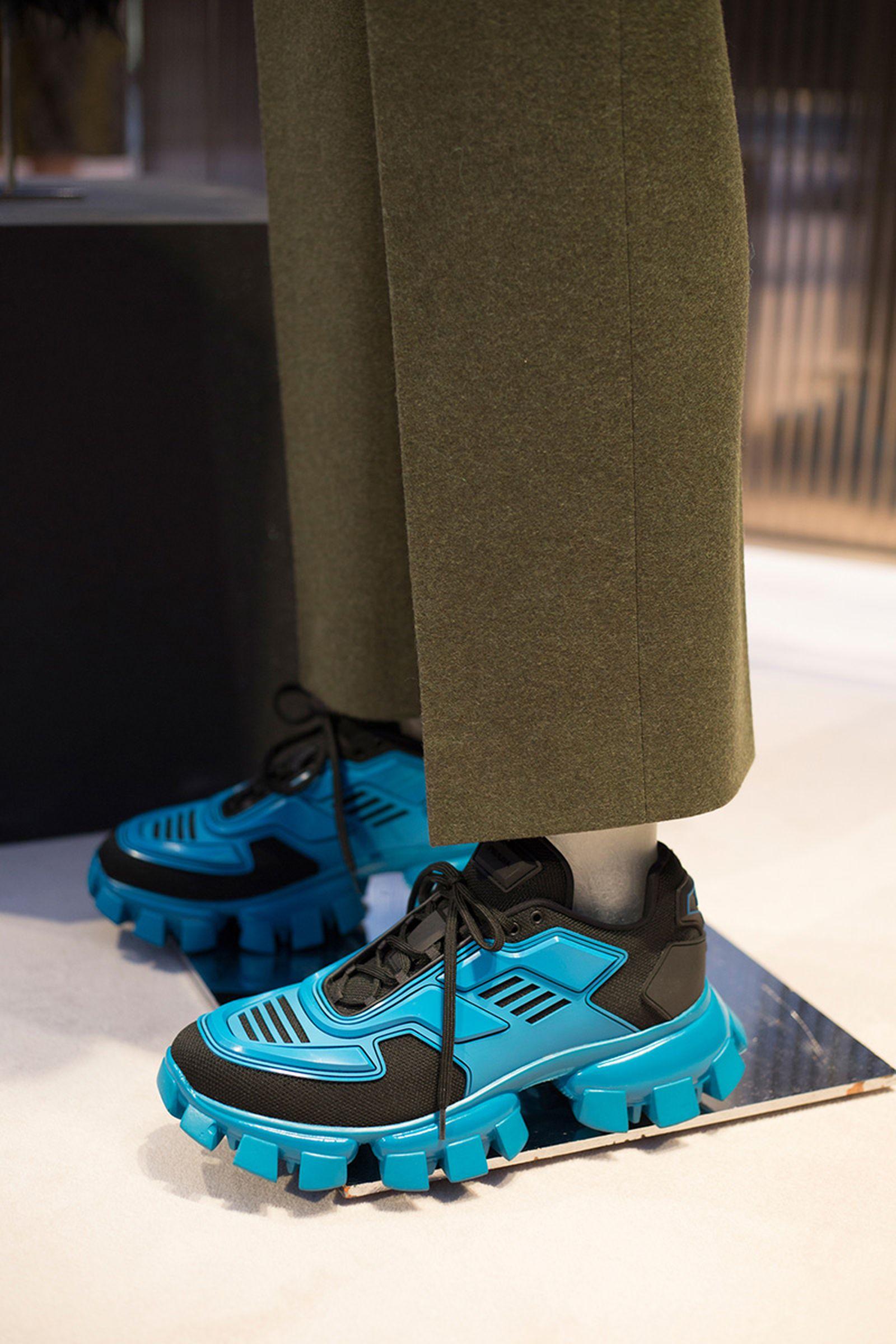 prada fw19 footwear closer look mfw