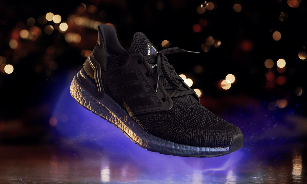 """Shop the adidas Ultraboost 20 """"Space Race"""" Sneakers"""