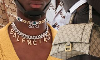 """What On Earth Happened at Gucci's """"Gucciaga"""" Show?"""
