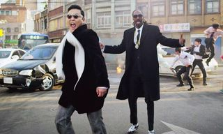 """Watch the Official Music Video for PSY's New Single """"Hangover"""" featuring Snoop Dogg"""
