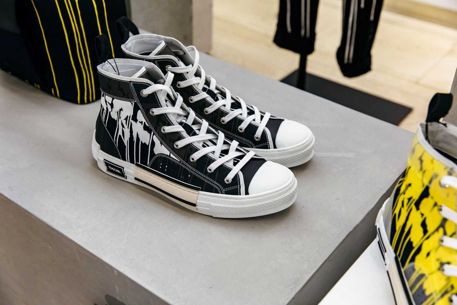 MFW19 Paris Dior ReSees Footwear JulienTell 19 kim jones pfw