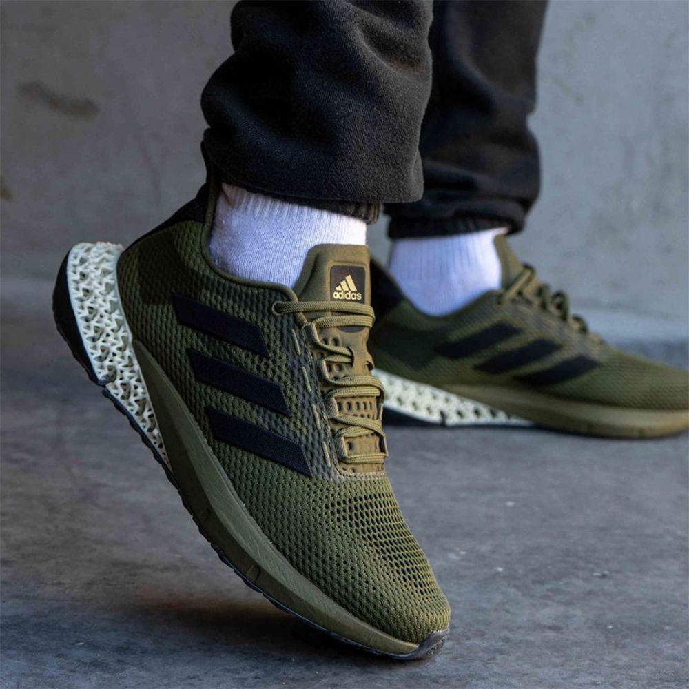 The Kick Is adidas' Weirdest 4D Sneaker Yet 3