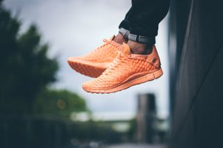 competitive price 242ad 9f6e1 Nike Releases Two Tropical-Colored Versions of the Free Inneva Woven Tech SP