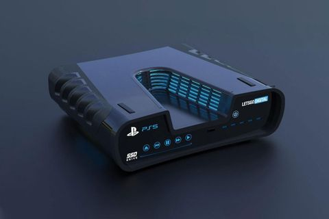 playstation 5 first look