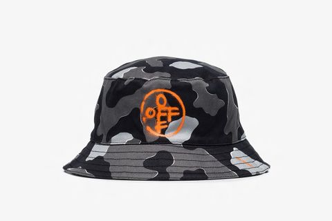 Camoflague Bucket Hat