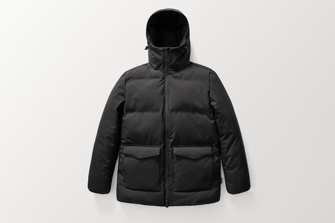 The Capital Waterproof Puffer