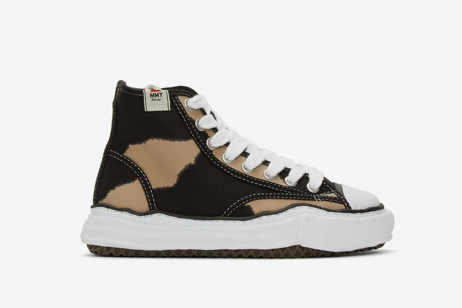 OG Sole High-Top Sneakers