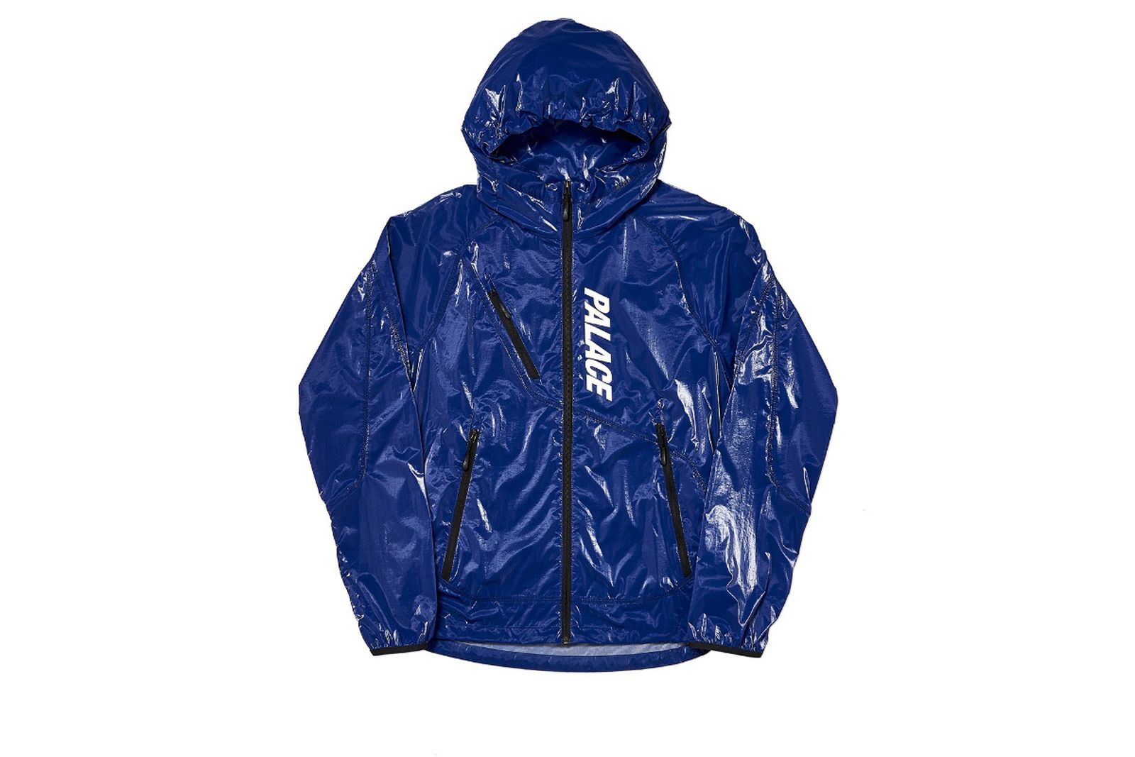 Palace 2019 Autumn Jacket G Loss Jacket blue front fw19