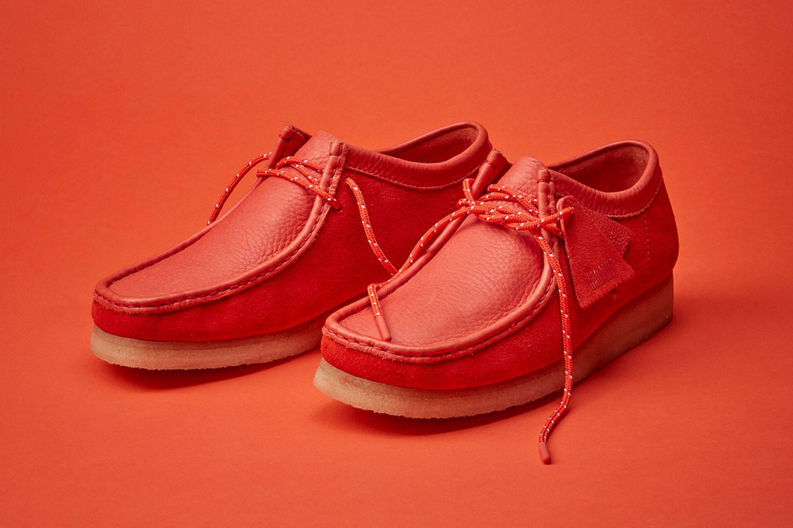 clarks-wallabee-low-red