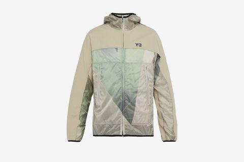 AOP Packable Technical Jacket