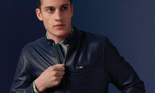 Levi's Made & Crafted x Wilder Fall/Winter 2014 Lookbook