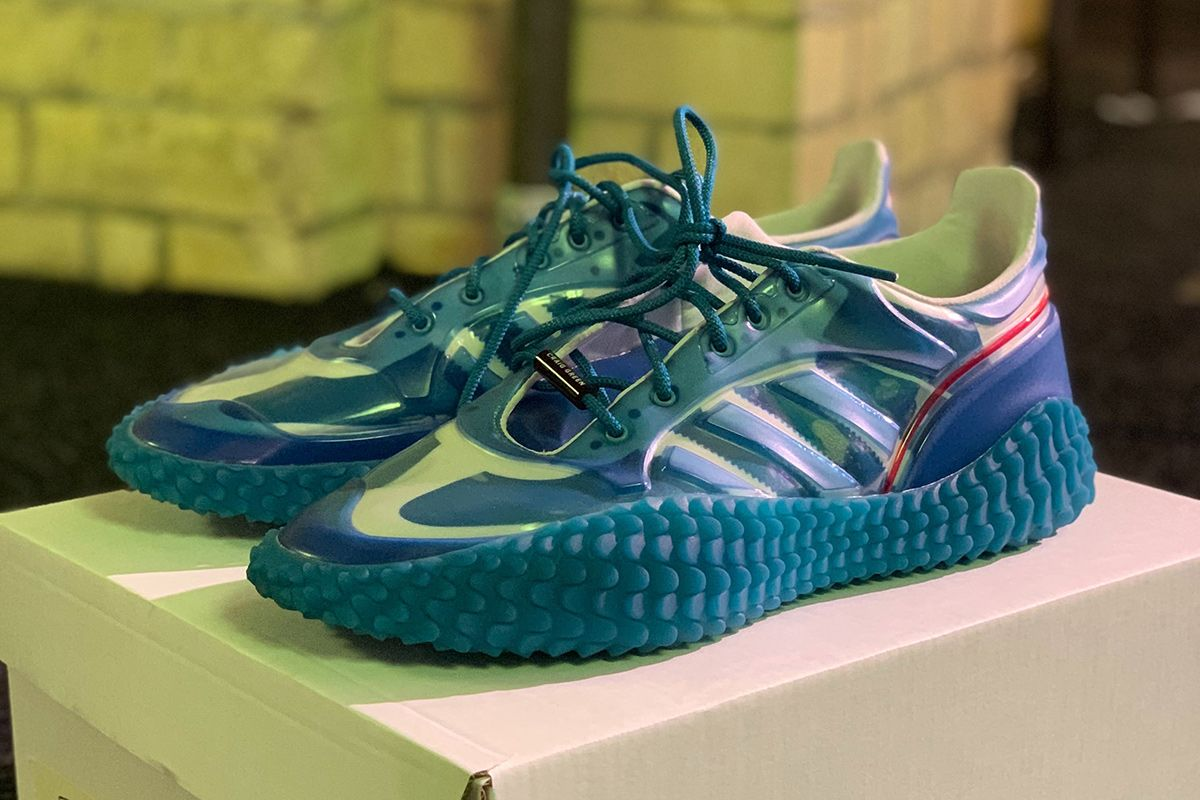 Your Best Look Yet at Craig Green's Hyper-Colorful adidas Collaboration