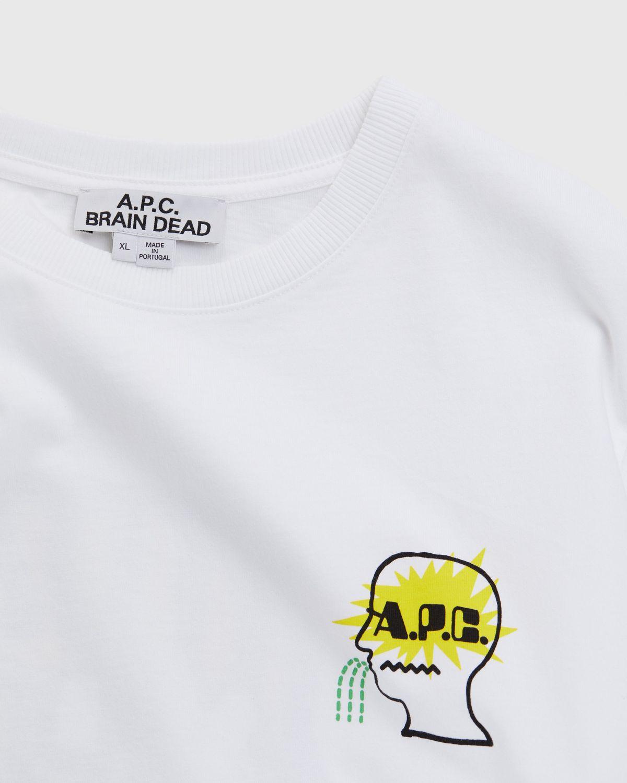 A.P.C. x BRAIN DEAD — Molly White - Image 3