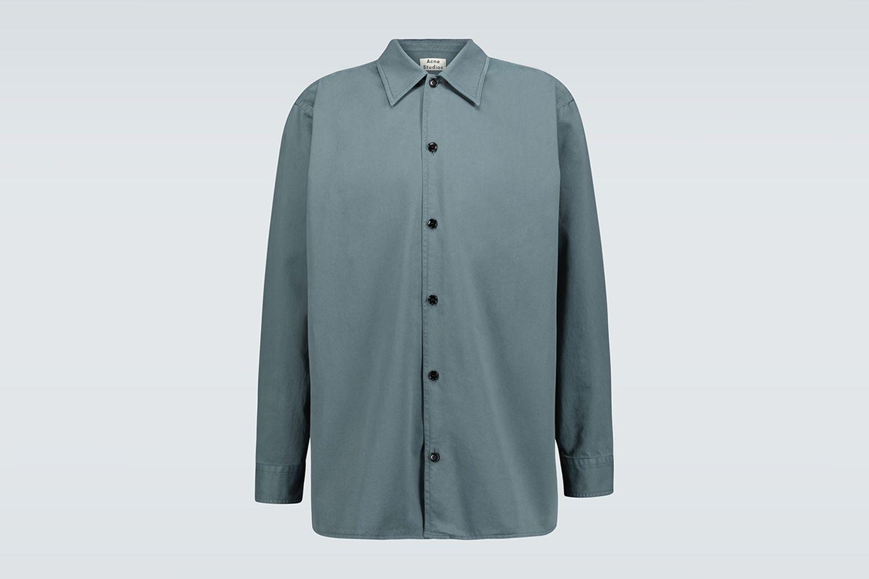 Houston Cotton Twill Shirt