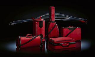 Montblanc Debuts a $17,000 BMW 8 Series Coupé Luggage Set