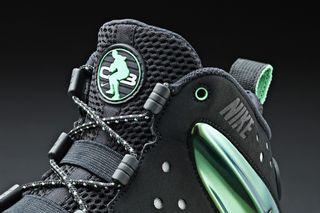 wholesale dealer 179a4 a9322 Nike Barkley Posite Max Metallic Green/Black | Highsnobiety