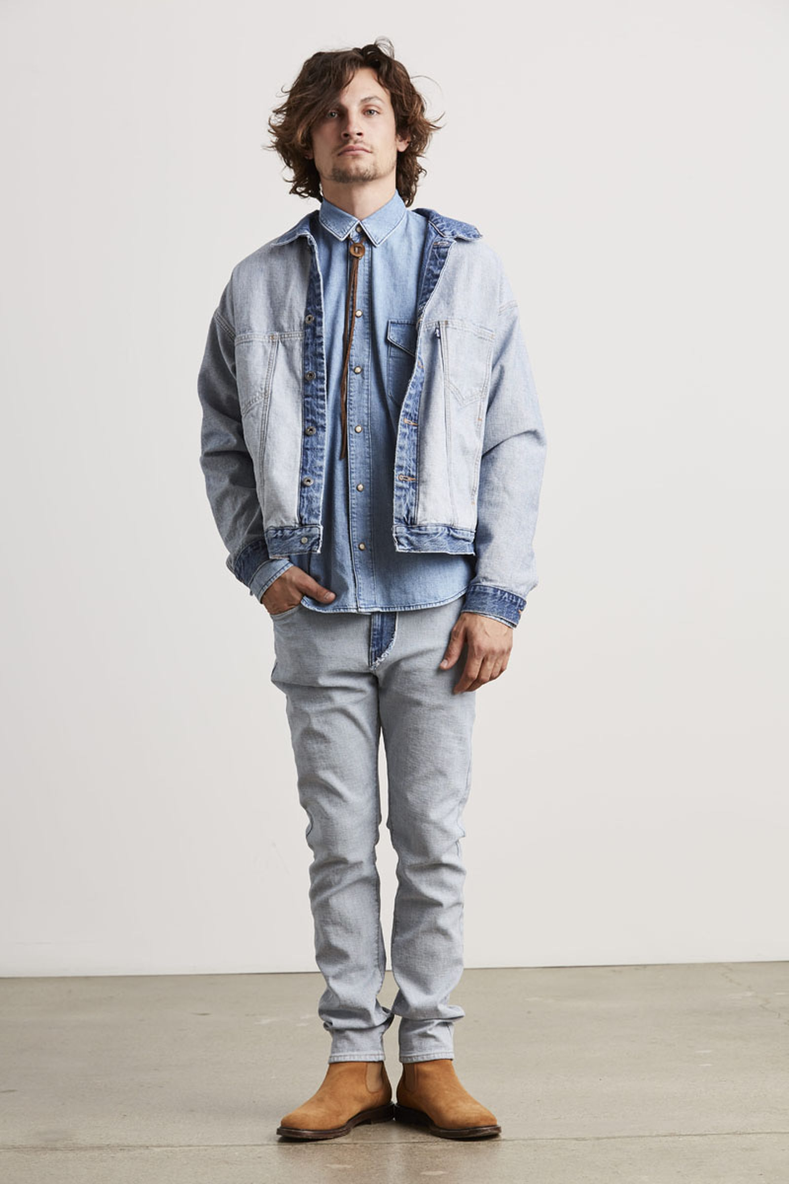 14levis made and crafted ss19 lookbook Levi's