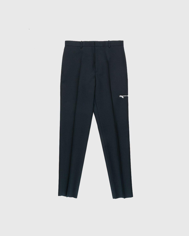 Jil Sander – Zip Pocket Trousers Black - Image 1