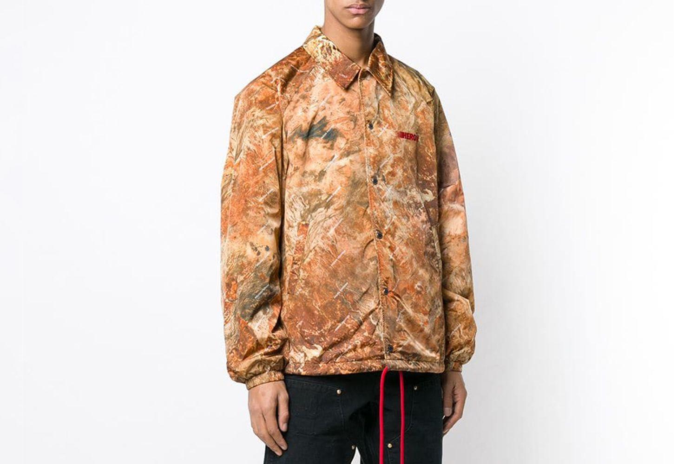 Printed Lightweight Jacket