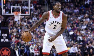 04f1522024cea4 New Balance Signs Kawhi Leonard to Re-Establish Its NBA Presence