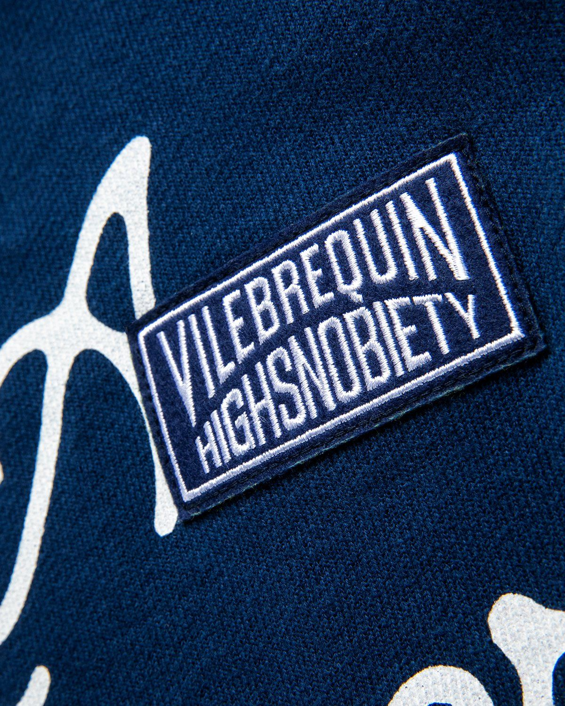 Vilebrequin x Highsnobiety — Logo Hoodie Navy - Image 4