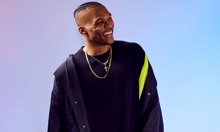 Russell Westbrook Opening Ceremony x Jordan Brand apparel collection