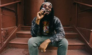 "D.R.A.M. Enlists Erykah Badu for New Single ""WiFi"" From His Debut Album"