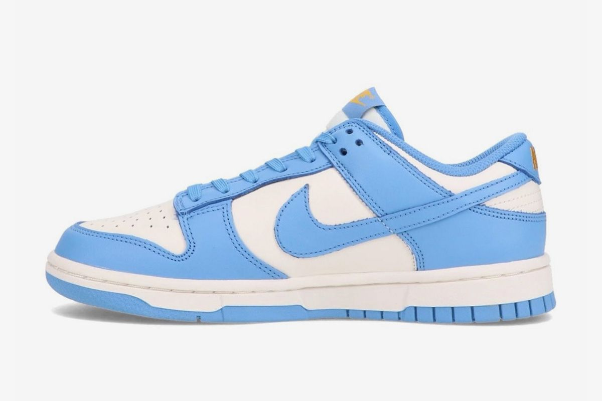 UCLA Could Be Getting a Nike Dunk Low 3