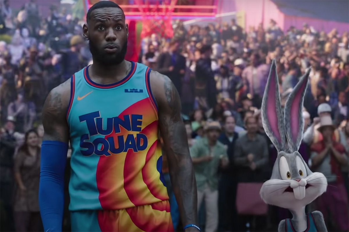The 'Space Jam 2' Trailer Is a Nike Release Easter Egg Hunt 3