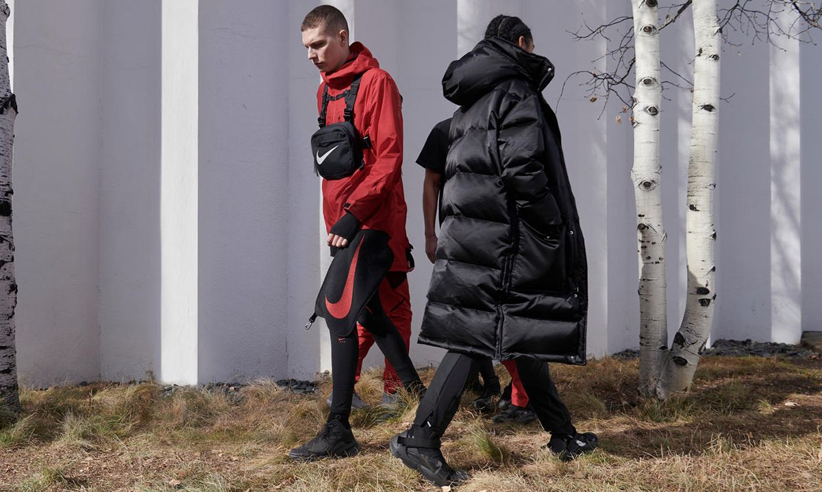 Matthew Williams' Third Nike Collection Takes You From the Gym to the Outdoors