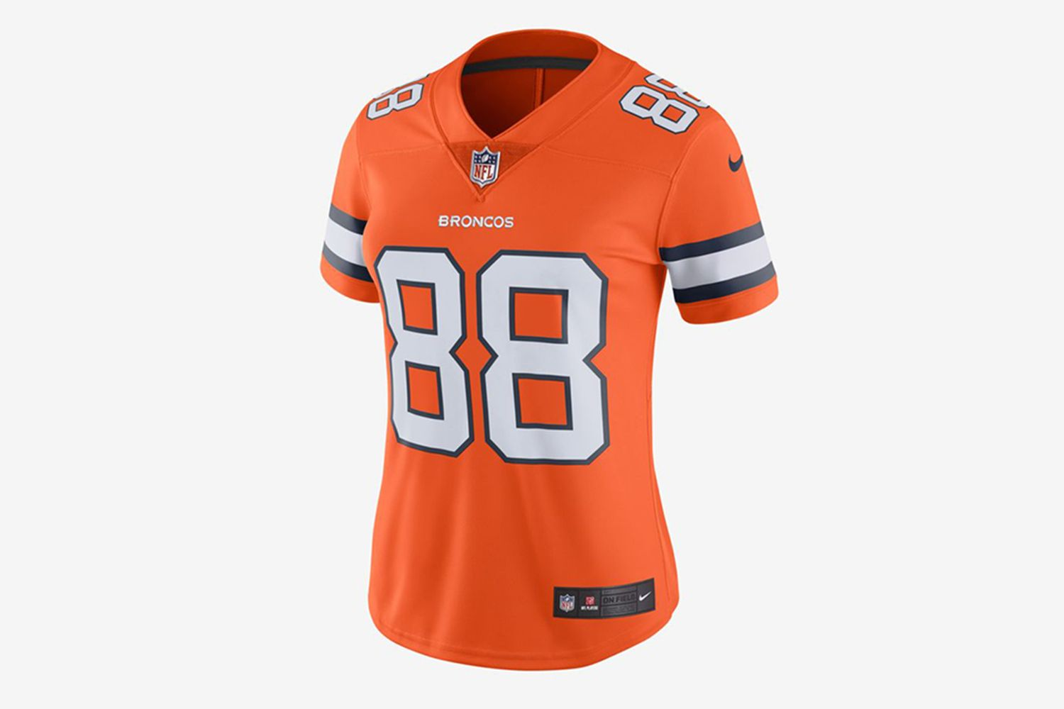 NFL Denver Broncos Color Rush Limited Jersey (Demaryius Thomas)