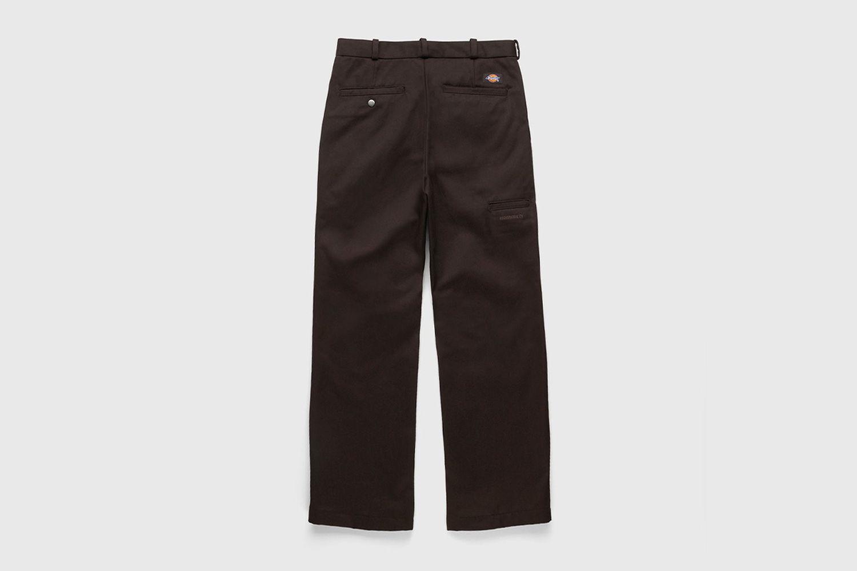 Pleated Work Pants