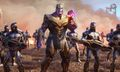 Thanos Returns to 'Fortnite' in 'Avengers: Endgame' Crossover