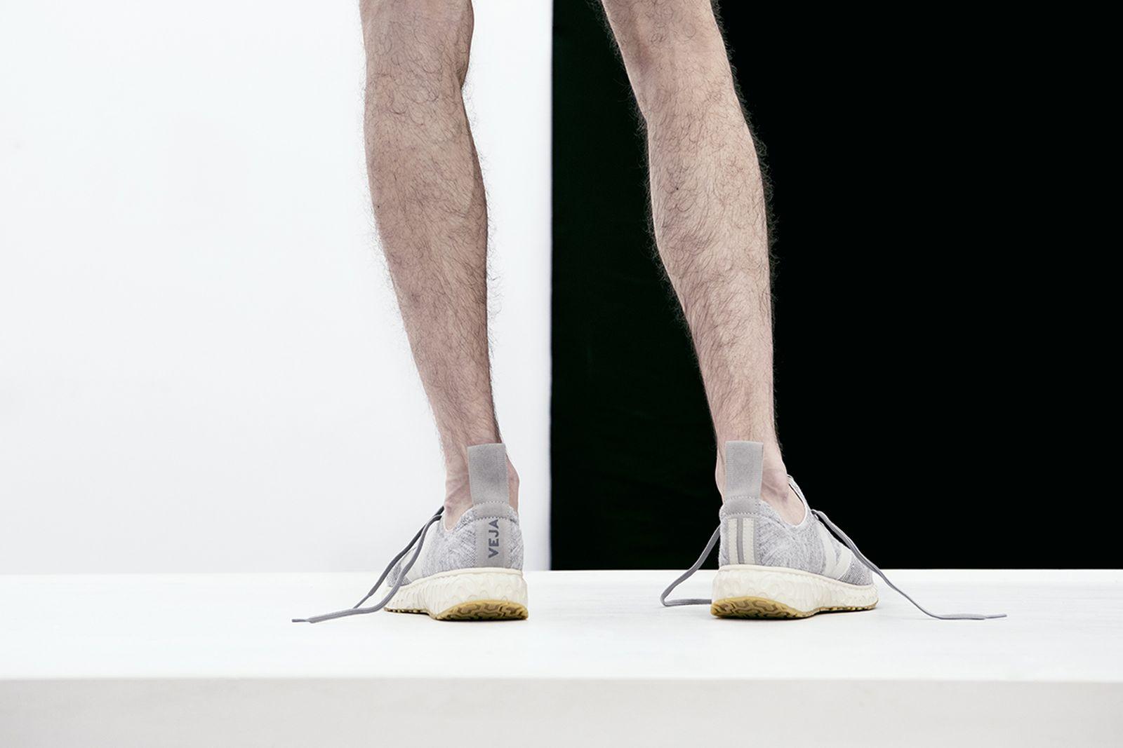 Rick Owens x VEJA SS20 Sneakers