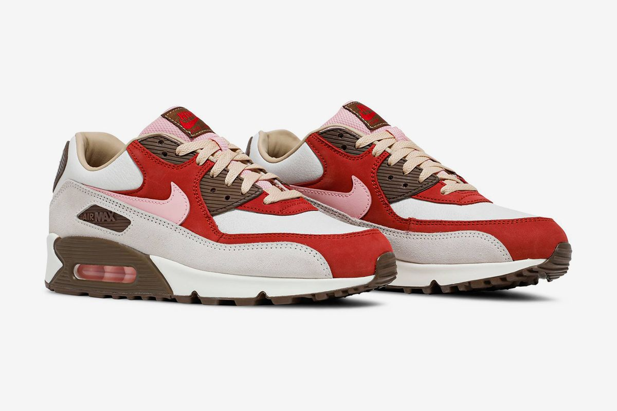 """Nike Air Max 90 """"Bacon"""" Is Finally Returning & Other Sneaker News Worth a Read"""