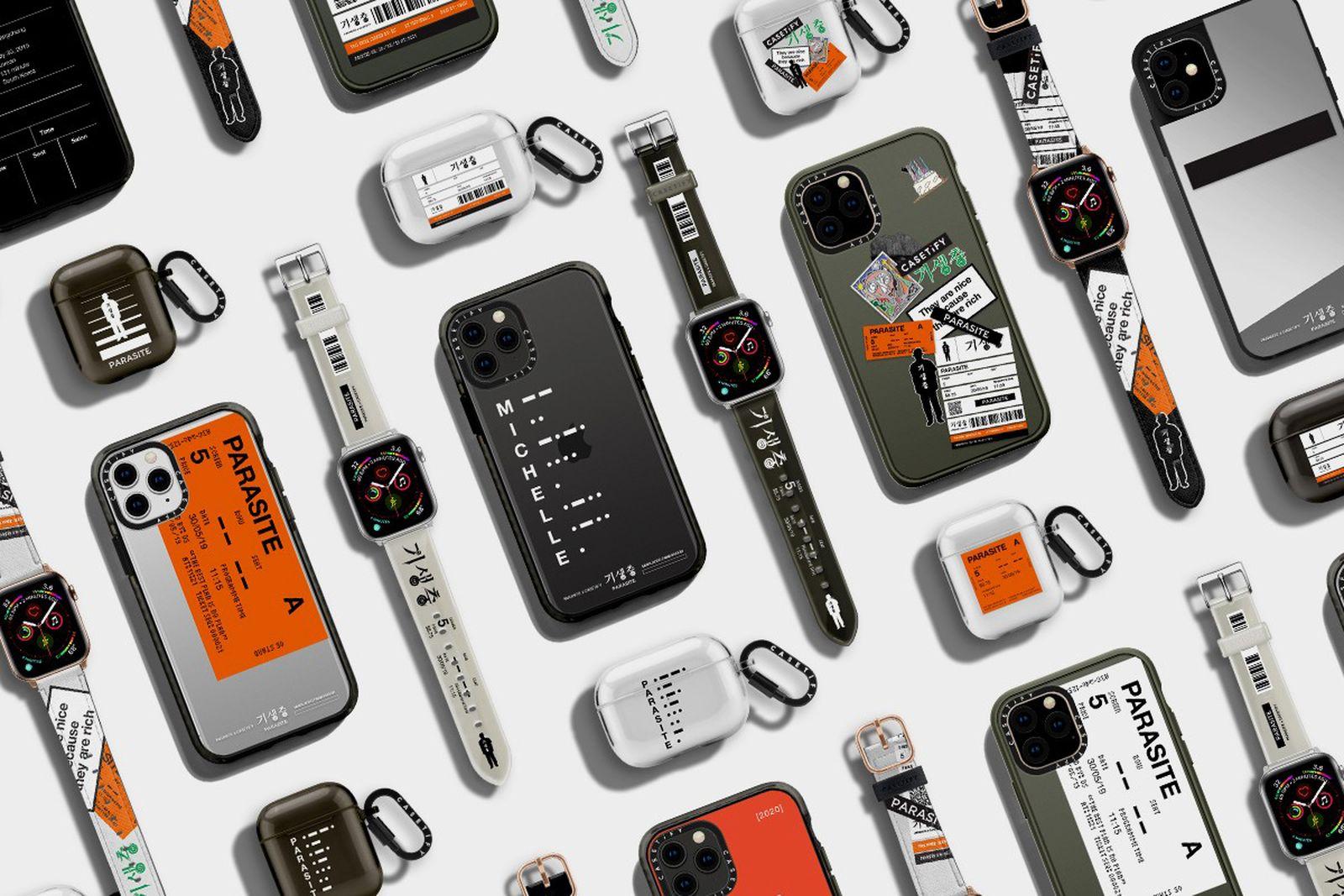 Casetify 'Parasite' Apple Accessories