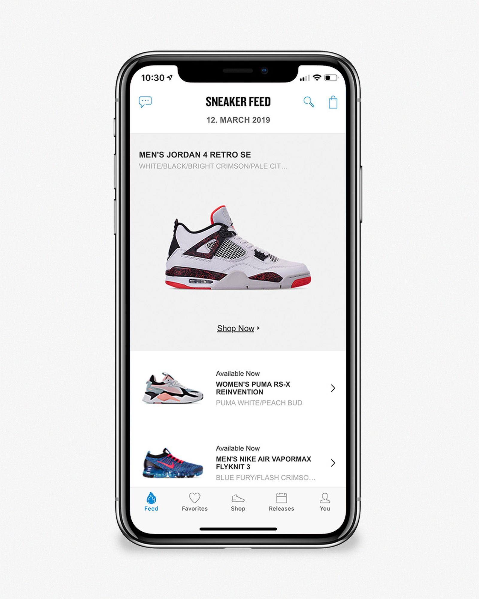 best sneaker apps Adidas Eastbay GOAT