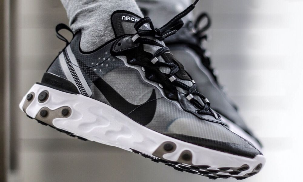 176ed3a12d82 Nike s React Element 87 is Fashion Week s Must-Have Sneaker