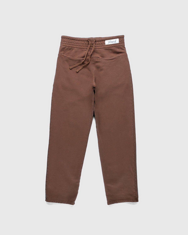 Darryl Brown — Gym Pants Coyote Brown - Image 1
