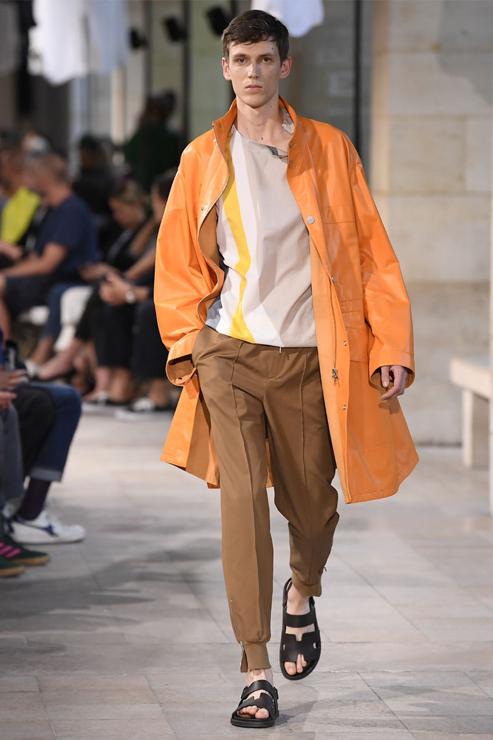 19hermes ss19 show