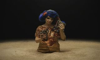 """Bjork On Her New Video """"Mutual Core"""""""
