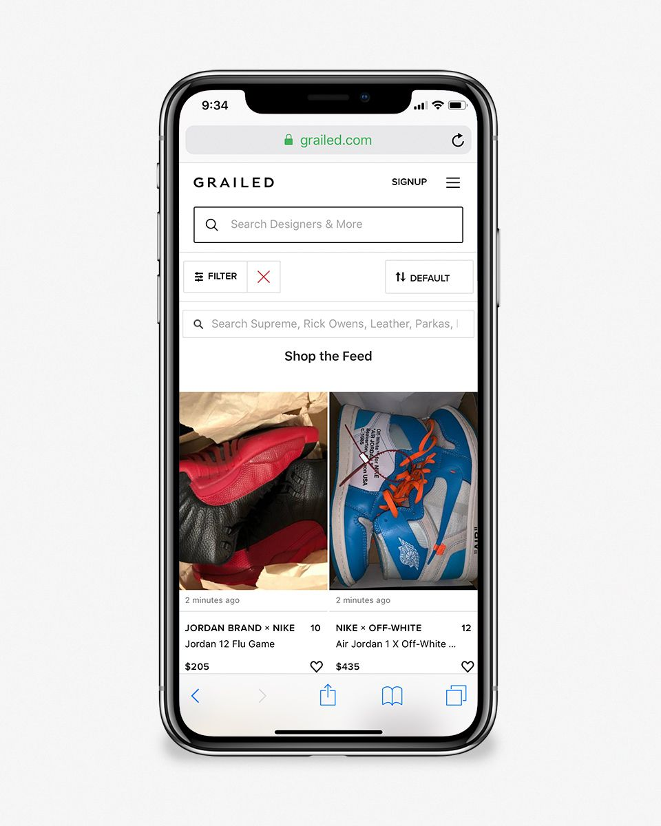 Sneaker Reselling Sites: A Roundup   Highsnobiety