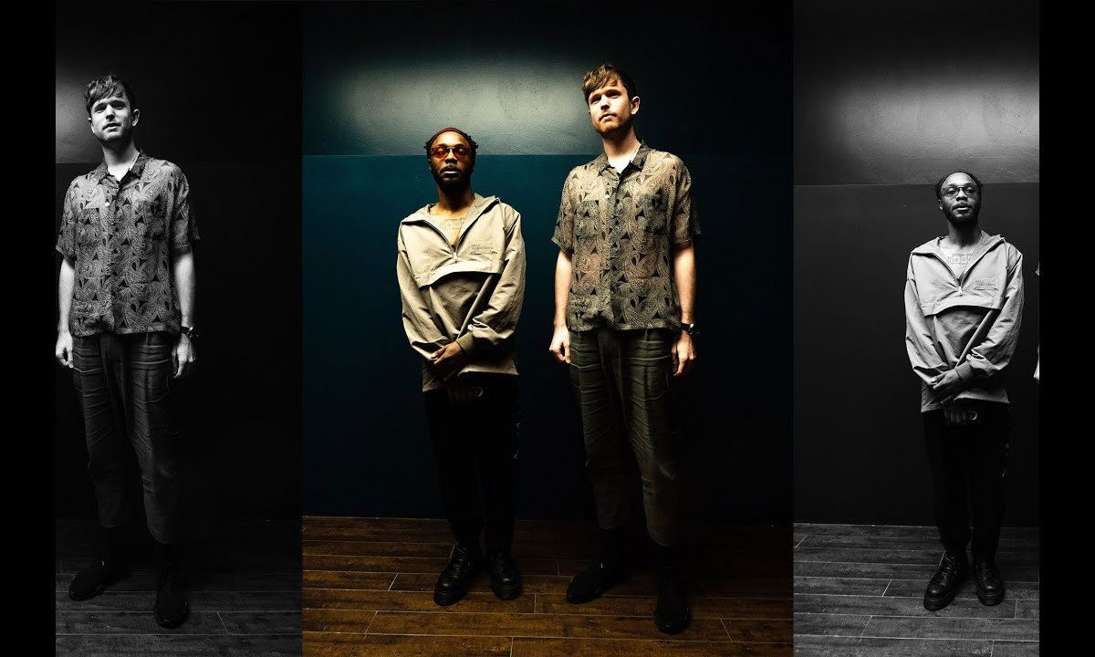 Watch JPEGMAFIA Play James Blake His New Album 'All My Heroes Are Cornballs'