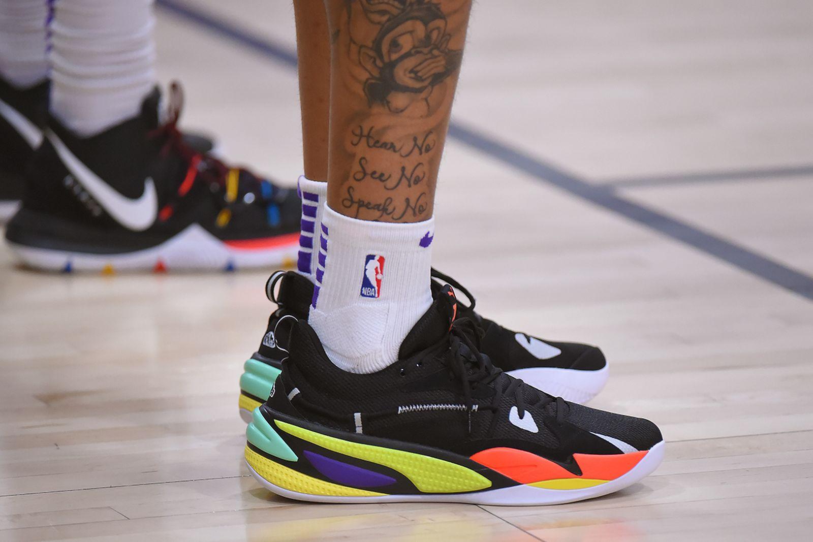 Kyle Kuzma PUMA sneakers