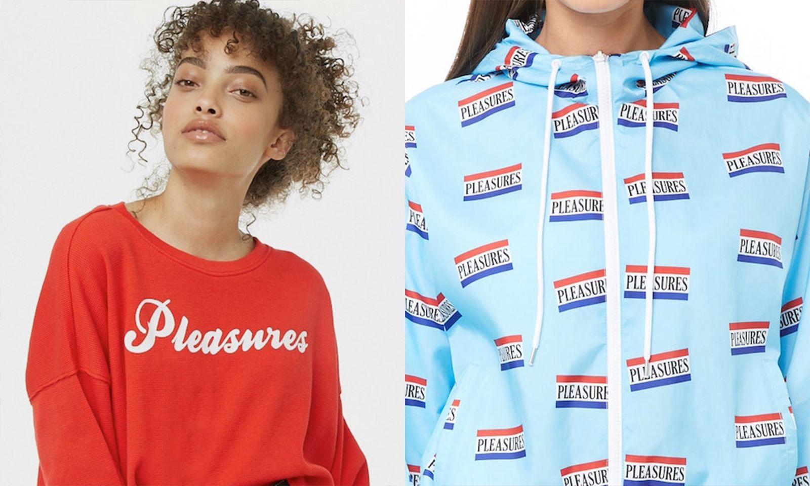 pleasures forever 21 branding