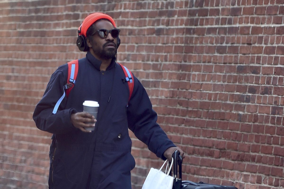 Andre 3000 Has Been Spotted Playing the Flute All Over America