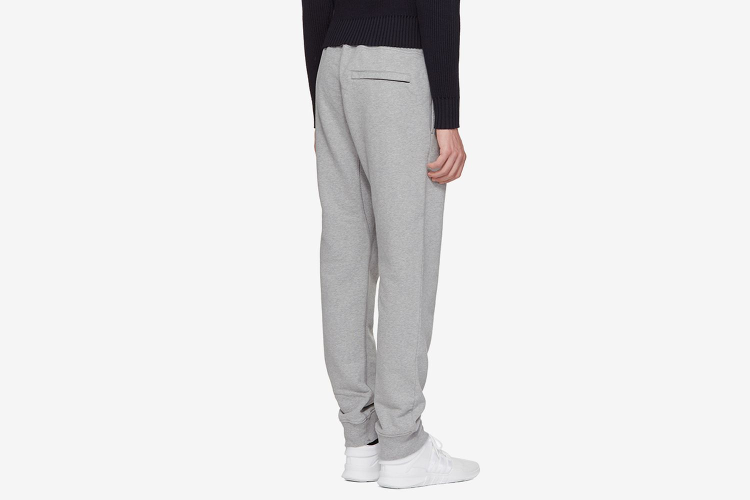 Grey Logo Lounge Pants